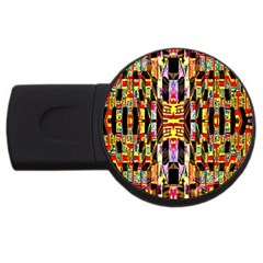 Brick House Mrtacpans Usb Flash Drive Round (4 Gb)