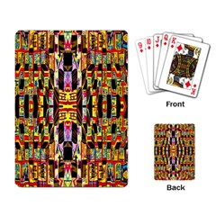 Brick House Mrtacpans Playing Card