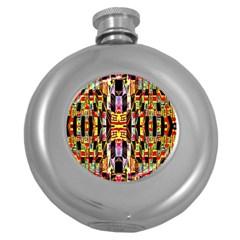 Brick House Mrtacpans Round Hip Flask (5 Oz)