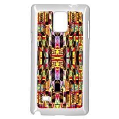 Brick House Mrtacpans Samsung Galaxy Note 4 Case (white)