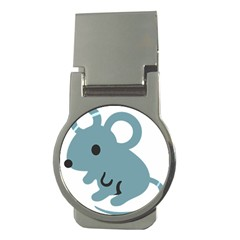 Mouse Money Clips (round)