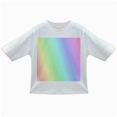 Multi Color Pastel Background Infant/toddler T Shirts
