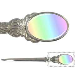 Multi Color Pastel Background Letter Openers
