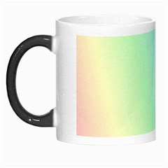 Multi Color Pastel Background Morph Mugs