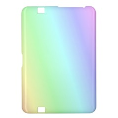 Multi Color Pastel Background Kindle Fire HD 8.9