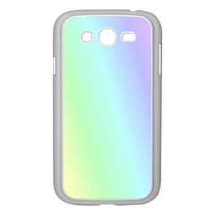 Multi Color Pastel Background Samsung Galaxy Grand DUOS I9082 Case (White)