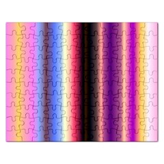 Multi Color Vertical Background Rectangular Jigsaw Puzzl