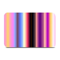 Multi Color Vertical Background Plate Mats