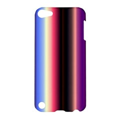 Multi Color Vertical Background Apple Ipod Touch 5 Hardshell Case