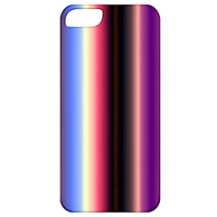 Multi Color Vertical Background Apple iPhone 5 Classic Hardshell Case