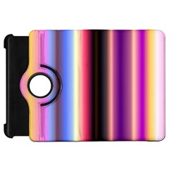 Multi Color Vertical Background Kindle Fire HD 7