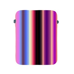 Multi Color Vertical Background Apple iPad 2/3/4 Protective Soft Cases