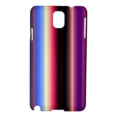 Multi Color Vertical Background Samsung Galaxy Note 3 N9005 Hardshell Case