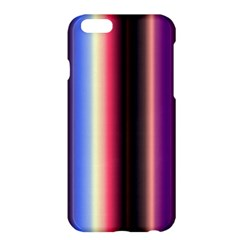 Multi Color Vertical Background Apple iPhone 6 Plus/6S Plus Hardshell Case