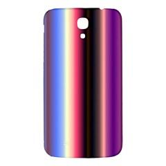 Multi Color Vertical Background Samsung Galaxy Mega I9200 Hardshell Back Case