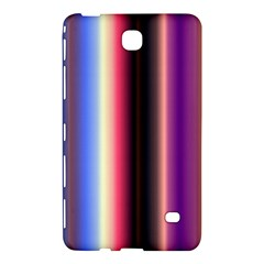 Multi Color Vertical Background Samsung Galaxy Tab 4 (8 ) Hardshell Case