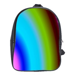 Multi Color Stones Wall Multi Radiant School Bags(large)