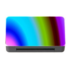 Multi Color Stones Wall Multi Radiant Memory Card Reader with CF