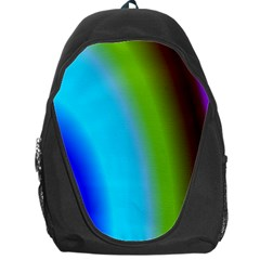 Multi Color Stones Wall Multi Radiant Backpack Bag