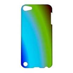 Multi Color Stones Wall Multi Radiant Apple iPod Touch 5 Hardshell Case