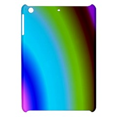 Multi Color Stones Wall Multi Radiant Apple iPad Mini Hardshell Case