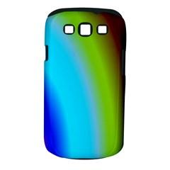 Multi Color Stones Wall Multi Radiant Samsung Galaxy S Iii Classic Hardshell Case (pc+silicone)