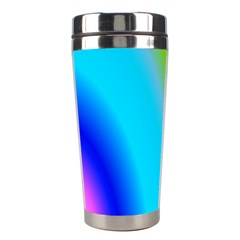 Multi Color Stones Wall Multi Radiant Stainless Steel Travel Tumblers