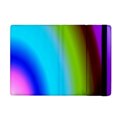 Multi Color Stones Wall Multi Radiant Ipad Mini 2 Flip Cases