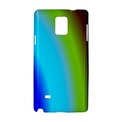 Multi Color Stones Wall Multi Radiant Samsung Galaxy Note 4 Hardshell Case