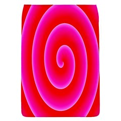 Pink Hypnotic Background Flap Covers (S)