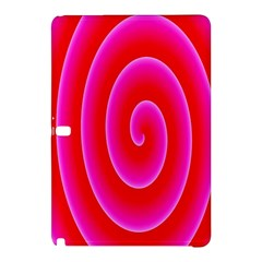 Pink Hypnotic Background Samsung Galaxy Tab Pro 12.2 Hardshell Case