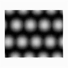 Black And White Modern Wallpaper Small Glasses Cloth