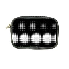 Black And White Modern Wallpaper Coin Purse