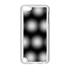 Black And White Modern Wallpaper Apple iPod Touch 5 Case (White)
