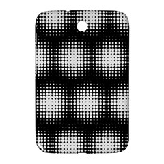 Black And White Modern Wallpaper Samsung Galaxy Note 8.0 N5100 Hardshell Case