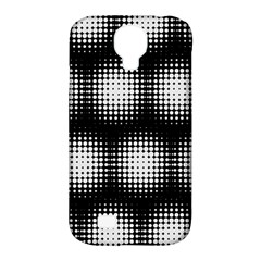 Black And White Modern Wallpaper Samsung Galaxy S4 Classic Hardshell Case (pc+silicone)