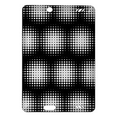 Black And White Modern Wallpaper Amazon Kindle Fire HD (2013) Hardshell Case