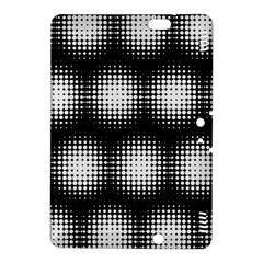Black And White Modern Wallpaper Kindle Fire HDX 8.9  Hardshell Case