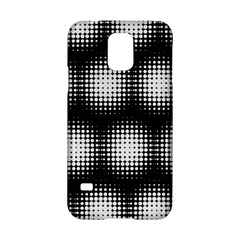 Black And White Modern Wallpaper Samsung Galaxy S5 Hardshell Case