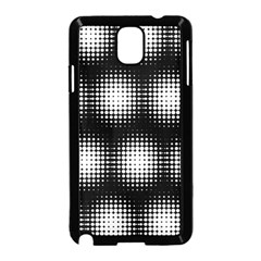 Black And White Modern Wallpaper Samsung Galaxy Note 3 Neo Hardshell Case (Black)