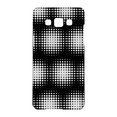 Black And White Modern Wallpaper Samsung Galaxy A5 Hardshell Case