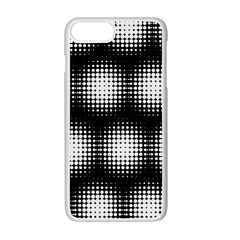 Black And White Modern Wallpaper Apple Iphone 7 Plus White Seamless Case