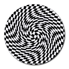 Whirl Round Mousepads