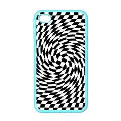 Whirl Apple iPhone 4 Case (Color)