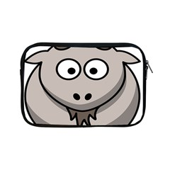 Goat Sheep Animals Baby Head Small Kid Girl Faces Face Apple iPad Mini Zipper Cases