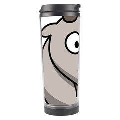 Goat Sheep Animals Baby Head Small Kid Girl Faces Face Travel Tumbler