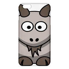 Goat Sheep Animals Baby Head Small Kid Girl Faces Face Iphone 6 Plus/6s Plus Tpu Case