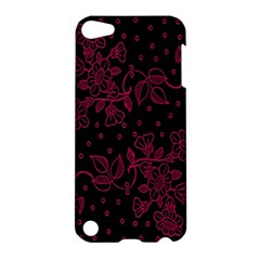 Floral Pattern Background Apple iPod Touch 5 Hardshell Case