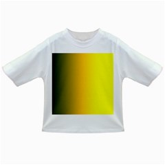 Yellow Gradient Background Infant/toddler T Shirts