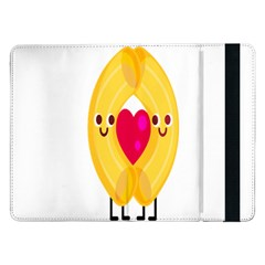 Say Pasta Love Samsung Galaxy Tab Pro 12.2  Flip Case